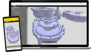 Drop-In CAD Viewers