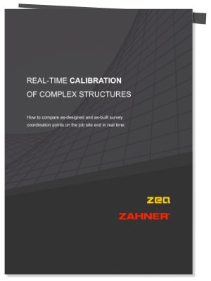 Real-time Calibration of Complex Structures