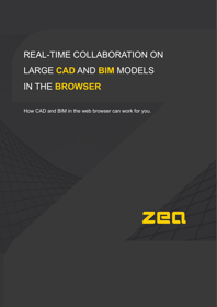 CAD and BIM Models in the Browser whitepaper