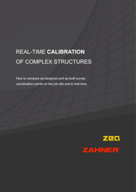 Real-time Calibration of Complex Structures whitepaper