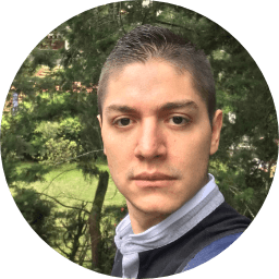 Mauro Porras | Lead Infrastructure